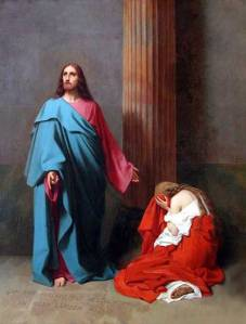 Gesu-Adultera